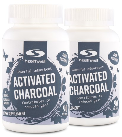 Activated Charcoal,  - Healthwell