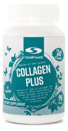 Collagen Plus,  - Healthwell