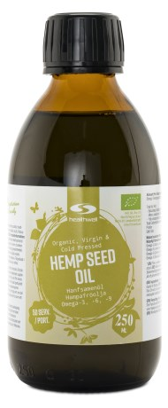 Hemp Seed Oil,  - Healthwell