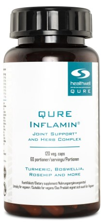QURE Inflamin,  - Healthwell QURE