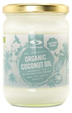 Organic Coconut Oil Fragrance Free
