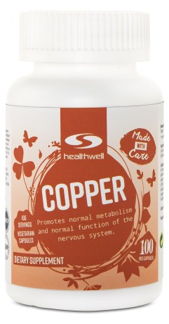 Copper,  - Healthwell