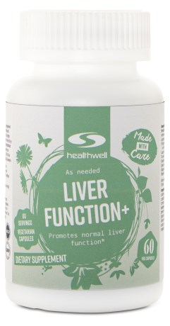 Liver Function+,  - Healthwell