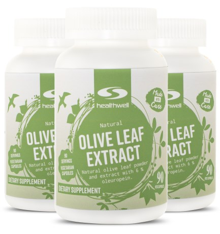 Olive Leaf Extract,  - Healthwell