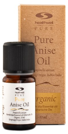 PURE Anise Oil,  - Healthwell PURE