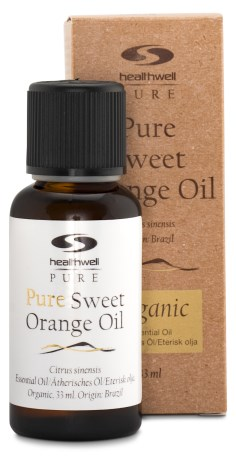 PURE Orange Oil,  - Healthwell PURE