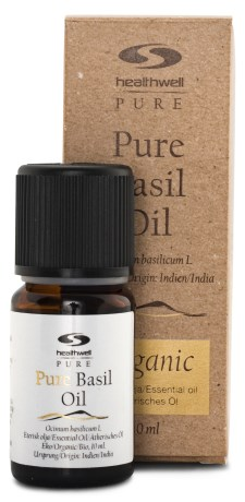 PURE Basil Oil,  - Healthwell PURE