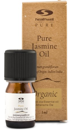 PURE Jasmine Oil ECO,  - Healthwell PURE