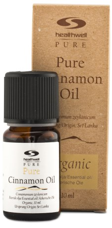 PURE Cinnamon Oil ECO,  - Healthwell PURE