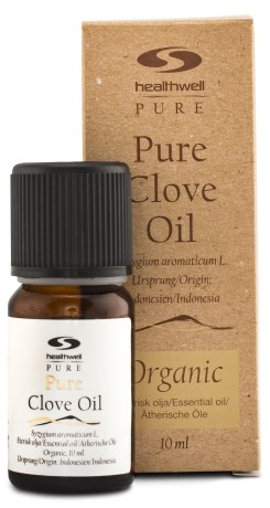 PURE Clove Oil ECO,  - Healthwell PURE