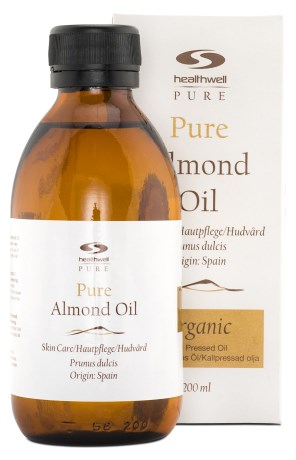 PURE Almond Oil,  - Healthwell PURE