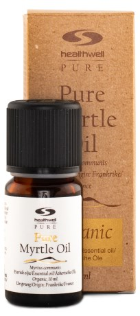 PURE Myrtle oil,  - Healthwell PURE