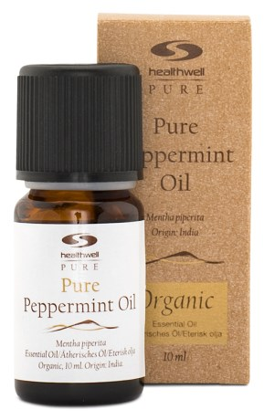 PURE Peppermint Oil,  - Healthwell PURE