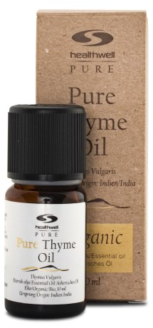 PURE Thyme Oil ECO,  - Healthwell PURE