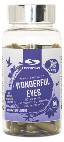 Wonderful Eyes,  - Healthwell