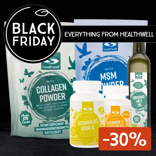 Everything from Healthwell -30%