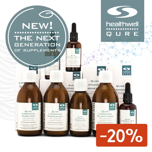 Healthwell QURE -20%