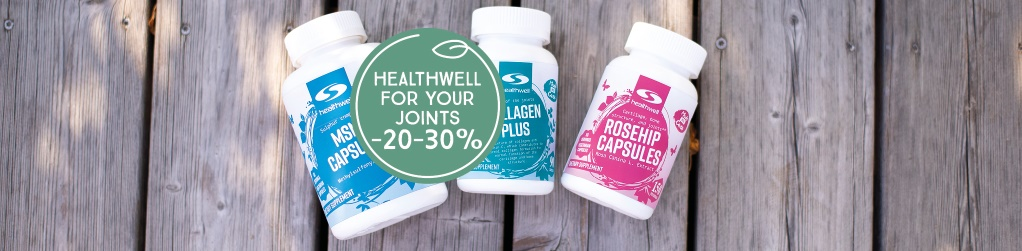Healthwell for your joints -20%