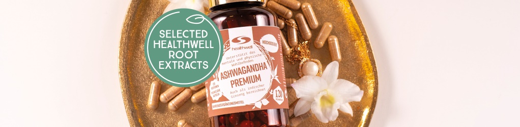 Selected Healthwell Root Extracts
